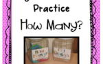 Estimation Jar {Freebie}
