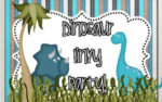 Dinosaurs Linky Party!