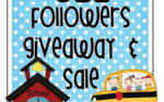500 Followers Giveaway & Sale