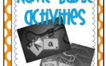 Name Badge Activities FREEBIE!