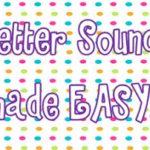 Secret to Letter Sounds Success??