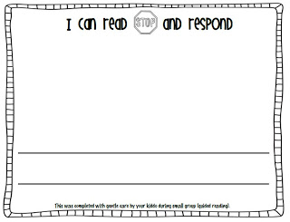 Guided reading in kindergarten freebies little minds at work below is a snapshot of my guided writing templates for the beginning of the year i have scripted sentences with a fill in the blank maxwellsz