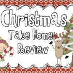 Christmas Take Home Review & Freebie!