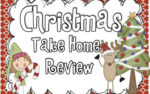 Christmas Take Home Review & Freebie!