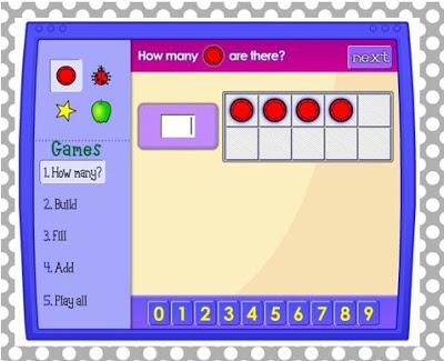 Interactive Math Games {freebies} - Little Minds at Work