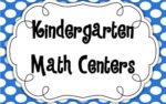Math Centers {freebies}