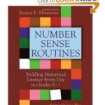 Summer Book Study! Number Sense Routines