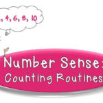 Number Sense Routines Book Study: Chapter Four
