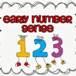 Early Number Sense {freebies}