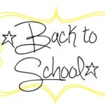 First Days Back! {full of freebies!}