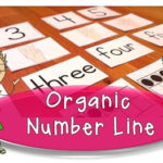 Organic Number Line!