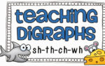 Digraphs {freebie included}