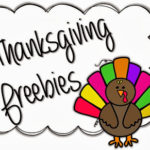 All Things Turkey…Gobble!  Gobble! {freebies included}