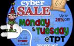 Cyber Sale!