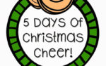 5 Days of Christmas Cheer- Day One!