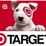 It's a Target gift card Giveaway!