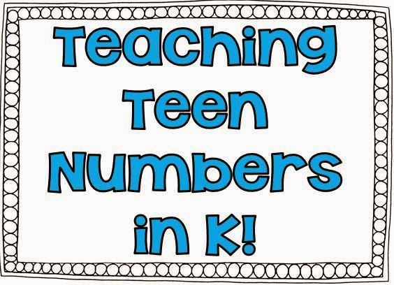 Teen Numbers - Little Minds at Work