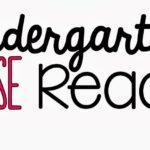 Kindergarten Close Reads
