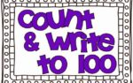 Counting & Writing to 100!