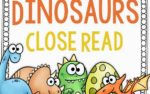 Dinosaurs Close Read