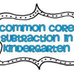 Subtraction in K!