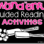 """""""Wand""""erful Guided Reading Activities! (and a quick sale)"""