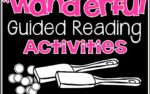"""Wand""erful Guided Reading Activities! (and a quick sale)"