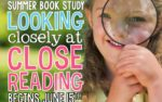 Closing Reading – – Summer Book Study!