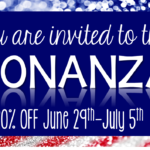 4th of July BONANZA Sale!