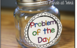 Problem of the Day {giveaway}