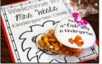 Freebie Treat Bag Tags for Meet the Teacher Night