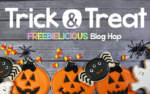 Trick and Treat Blog Hop!