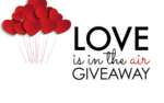 Love is in the air iPad Giveaway!