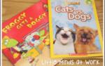 Recap of Dogs & Cats….peek at Storms!