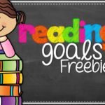 Reading Goals FREEBIE!
