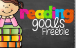 Reading Goals FREEBIE!