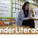 KinderLiteracy in ACTION!