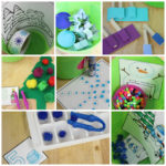 Explore Tubs – Set Three {lots of freebies included}