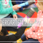 Kindergarten Step by Step: All things KINDERLITERACY!