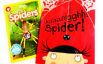 Kindergarten Step by Step- – Spiders, Bats, and Owls OH MY!