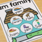 KinderWordFamilies and FirstieWordFamilies Part 2 + FREEBIES!