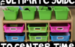 All About Centers!  (A freebie guide!)