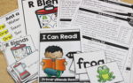Primary Blends and Digraphs (+ a freebie)