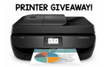 Summer Kickoff (LAMINATOR + PRINTER GIVEAWAY)