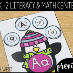 Winter Centers with a Scan & Cut Giveaway!