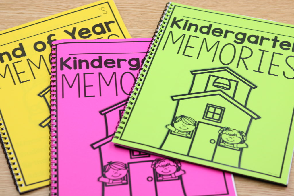 kindergarten end of year
