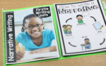 FirstieWriting Curriculum (mentor texts giveaway)