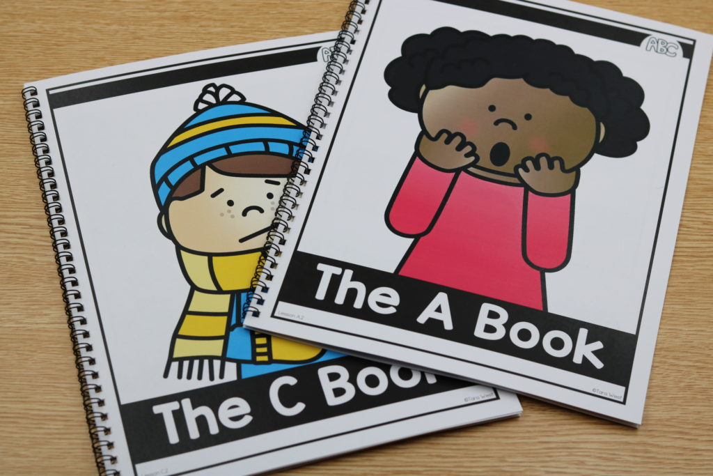 Alphabet Curriculum For The Preschool And Kindergarten Classrooms