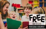 Back to School Professional Development [50+ FREEBIES INCLUDED]