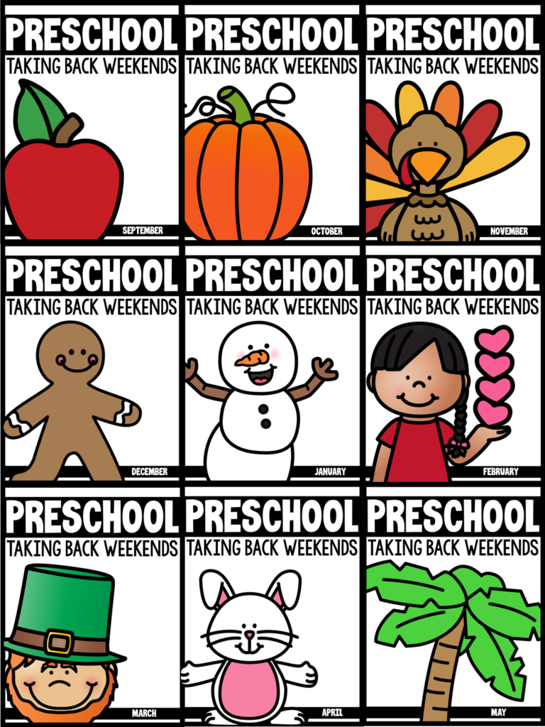 Preschool centers and preschool back to school